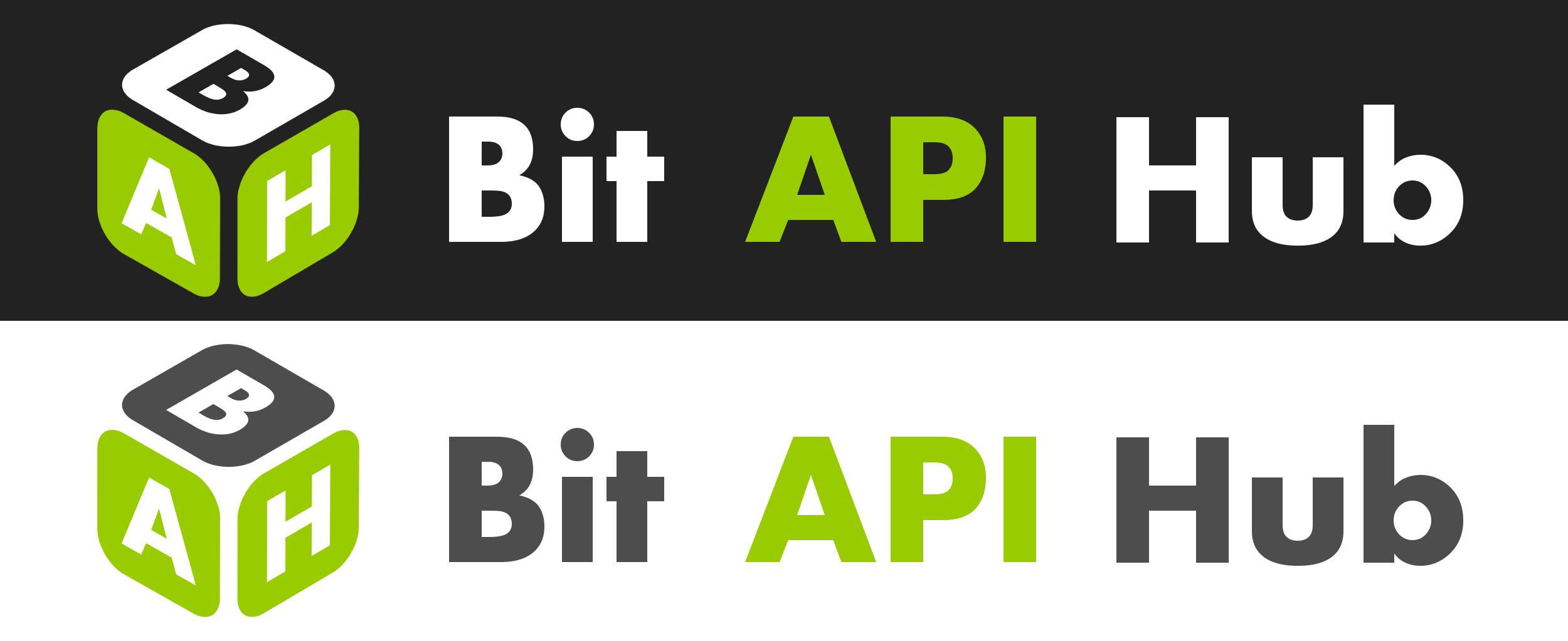 Bit API Hub logo