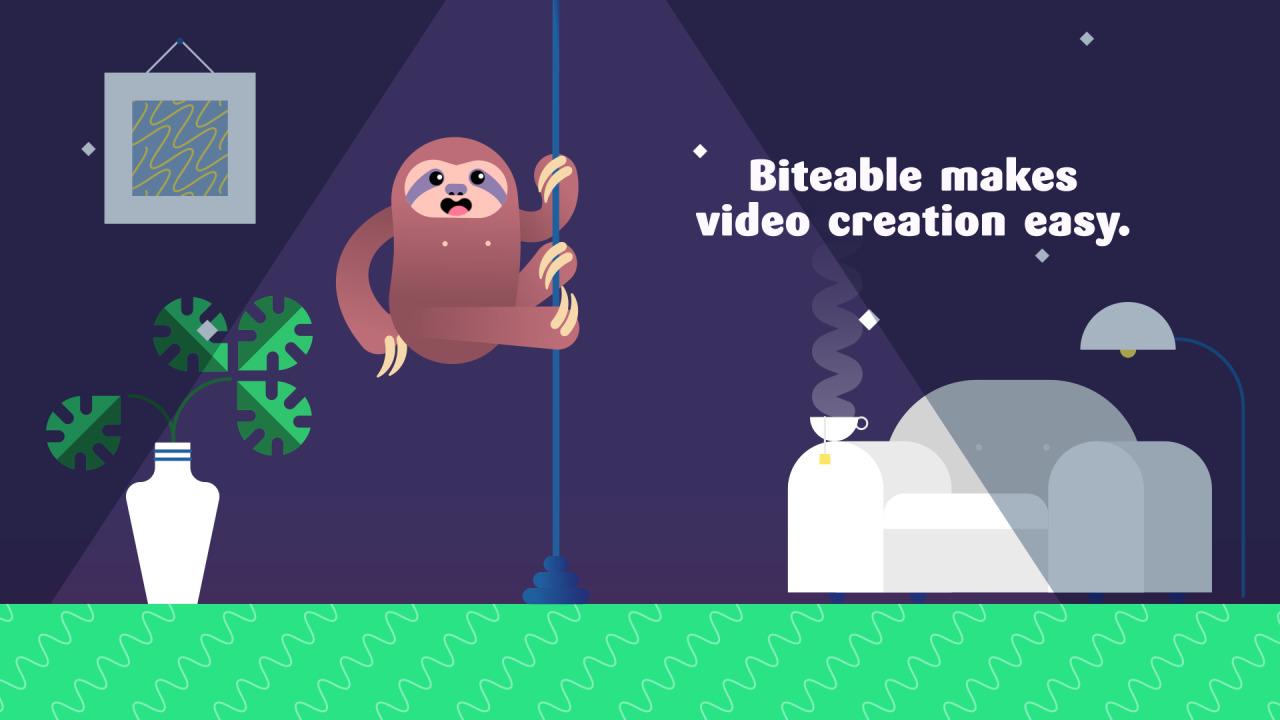 Biteable Promo